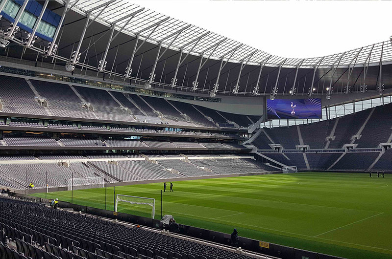 Safe standing trial at English football stadia from January image