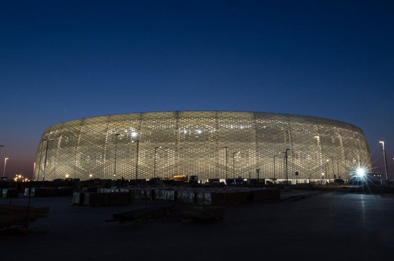 Sixth Qatar World Cup stadium completed