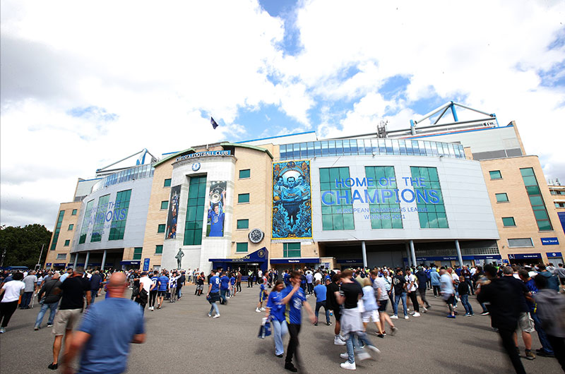 Levy extends F&B deal with Chelsea FC