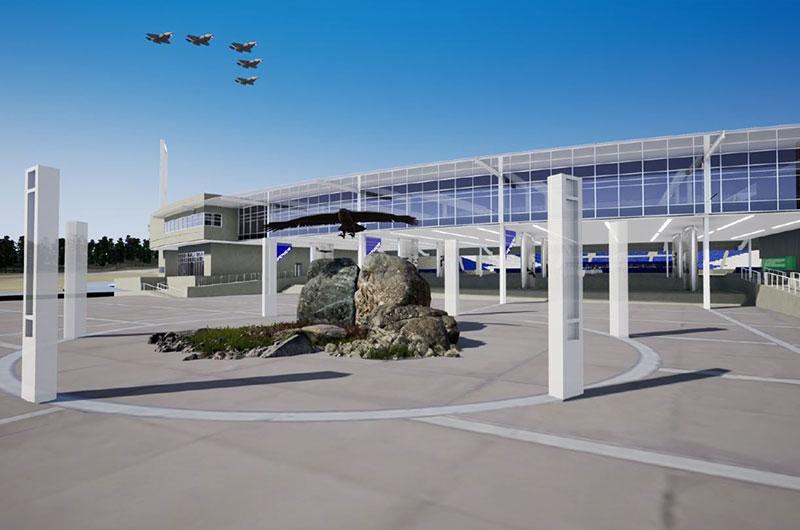 Falcon Stadium in line for $180m revamp