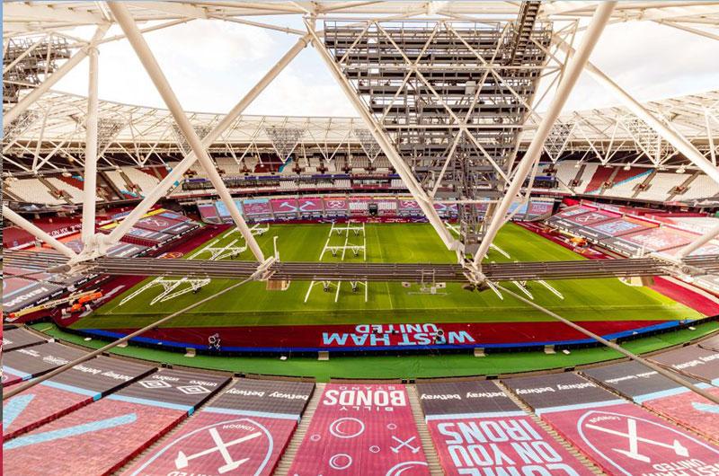 PTI Digital lands London Stadium connectivity role