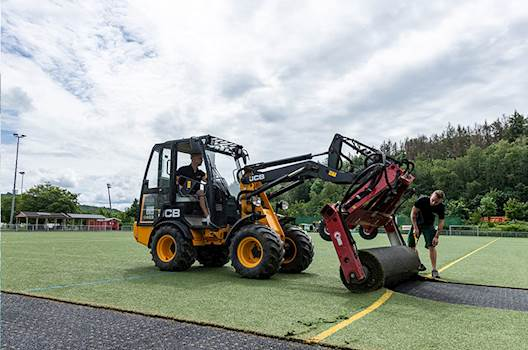 Artificial turf recycling efforts get a boost