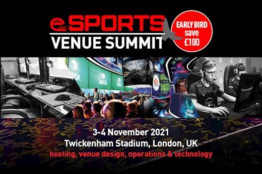 Registration opens for Esports Venue Summit
