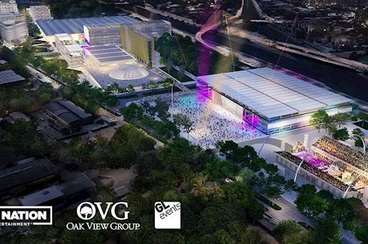 World-class arena planned for São Paulo