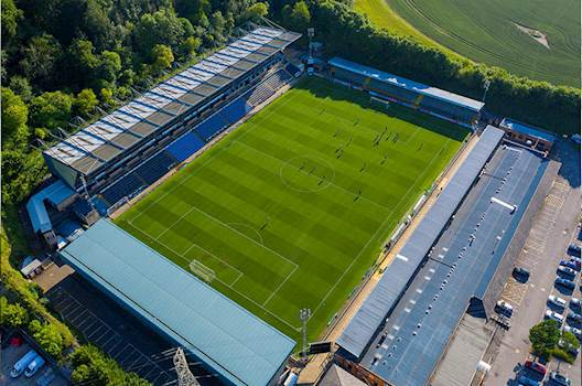New digital and security systems fired up at Adams Park