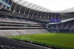 Safe standing trial at English football stadia from January
