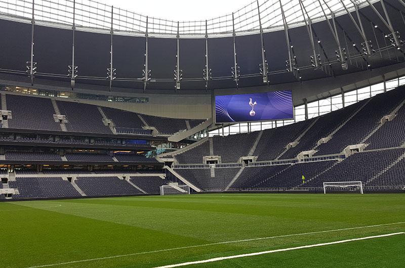 Spurs to host world-first net zero carbon match